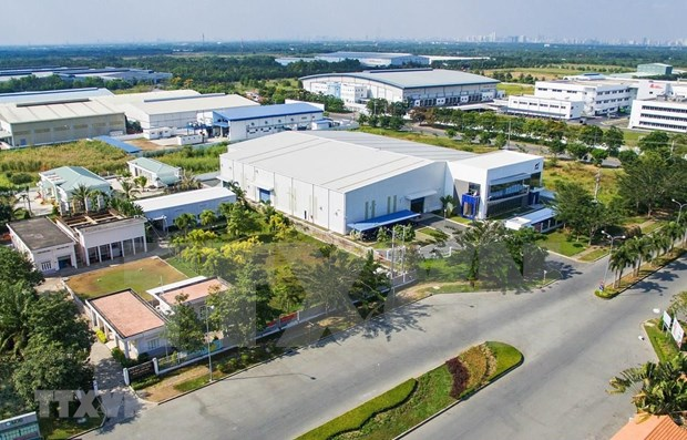 Prospects of listed industrial parks hinh anh 1