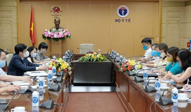 UNICEF commits support for Vietnam's rapid access to Covid-19 vaccines hinh anh 1