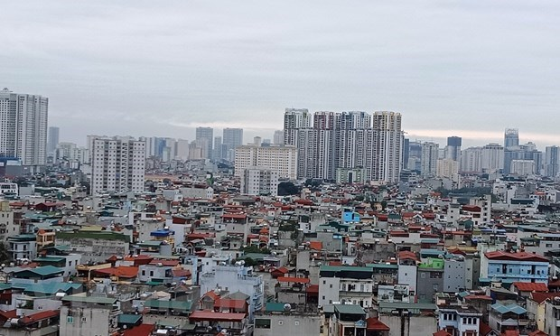 Bright outlook for Vietnam's real estate market in 2019 hinh anh 1