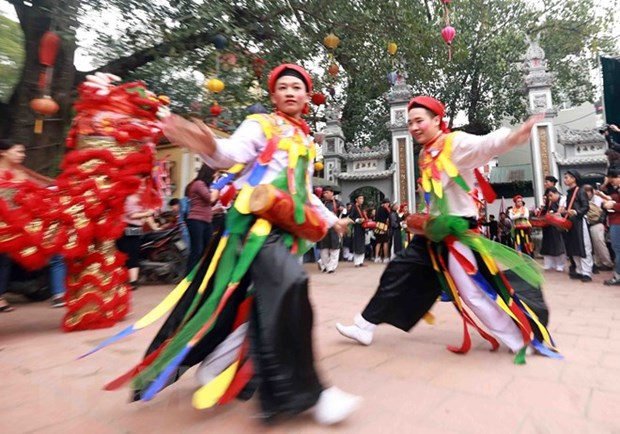 Hanoi has two additional intangible cultural heritages hinh anh 9