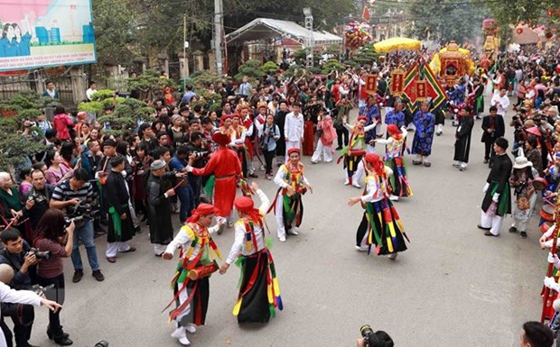 Hanoi has two additional intangible cultural heritages hinh anh 8