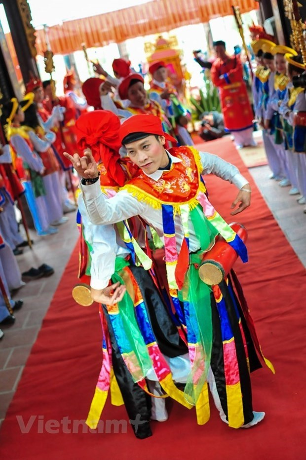 Hanoi has two additional intangible cultural heritages hinh anh 10