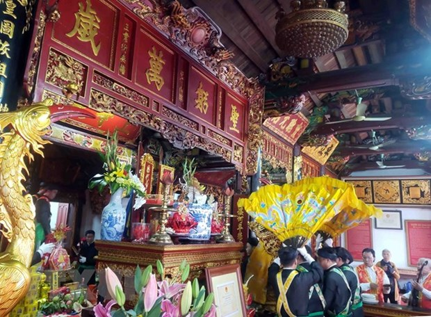 Hanoi has two additional intangible cultural heritages hinh anh 6