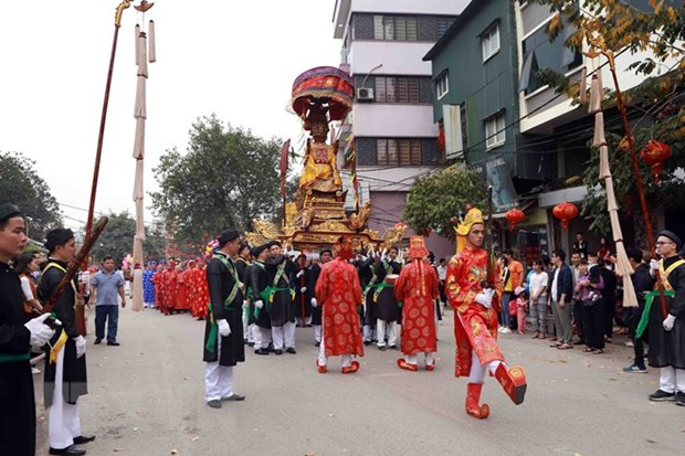 Hanoi has two additional intangible cultural heritages hinh anh 3