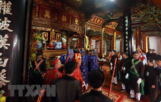 Hanoi has two additional intangible cultural heritages hinh anh 7