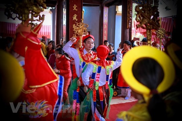 Hanoi has two additional intangible cultural heritages hinh anh 1