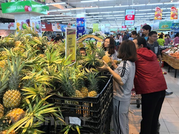 Agricultural products need improvements to better compete in EU market hinh anh 1