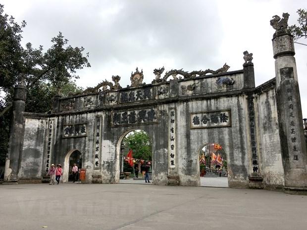 Con Son – Kiep Bac Autumn Festival in full swing in Hai Duong hinh anh 2