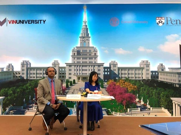 VinUni and ambition to create breakthroughs in higher education hinh anh 1