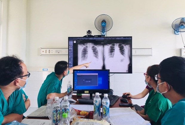 Vietnam develops AI software to assist COVID-19 treatment hinh anh 1