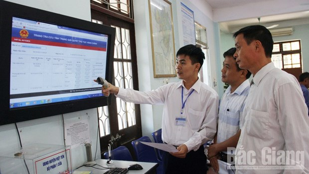 Bac Giang province gears towards digital government hinh anh 1