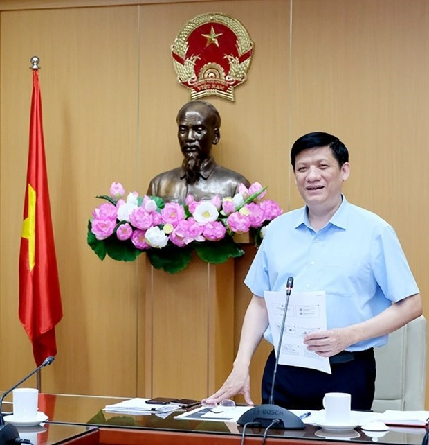 Vietnam must stay vigilant against pandemic: Acting Health Minister hinh anh 2