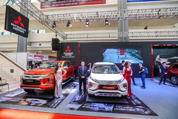 Vietnam Auto Expo 2021 diễn ra vào tháng 8