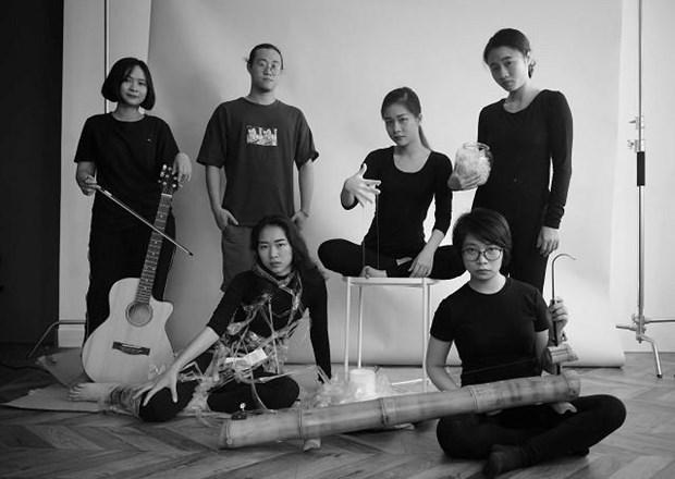 Rendezvous of Vietnamese, international choreographers in Hanoi hinh anh 1