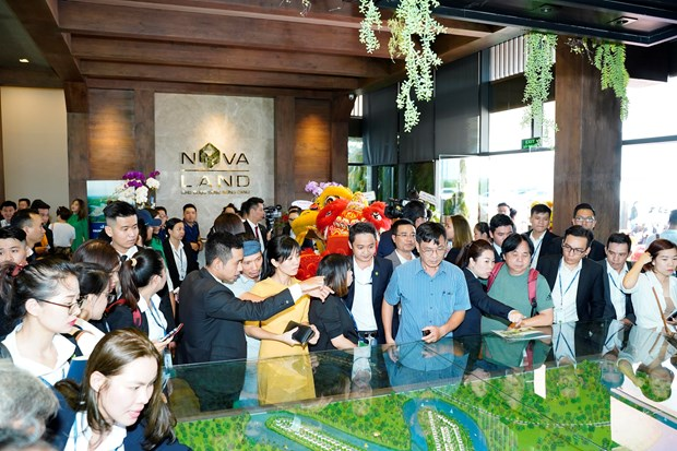 Novaland opens real estate centre in Dong Nai province hinh anh 4