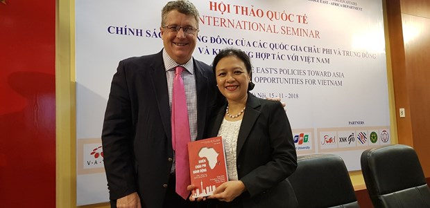 Vietnam on focus of African friends and partners hinh anh 1