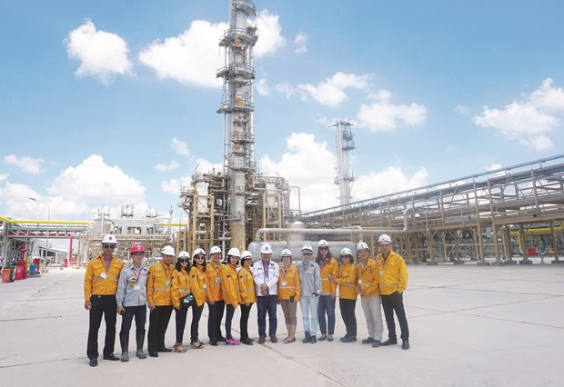 Oil-gas industry enhances education-popularisation work hinh anh 2
