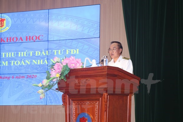 New role of State Audit in attracting new-generation FDI  hinh anh 1