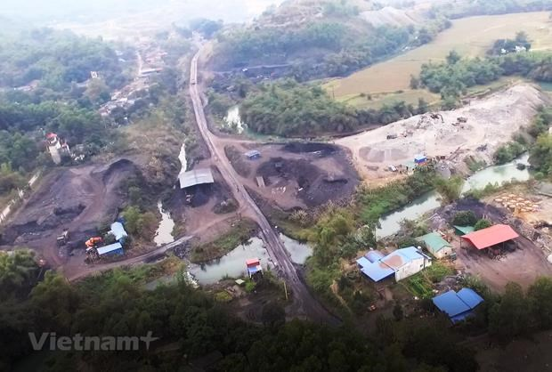 Legal problems hinder investment projects on surface of mineral reserves areas hinh anh 1