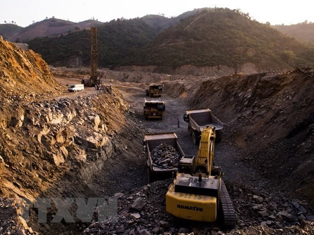 Legal problems hinder investment projects on surface of mineral reserves areas hinh anh 3