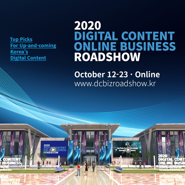 K-Digital Content Roadshow Open hinh anh 1
