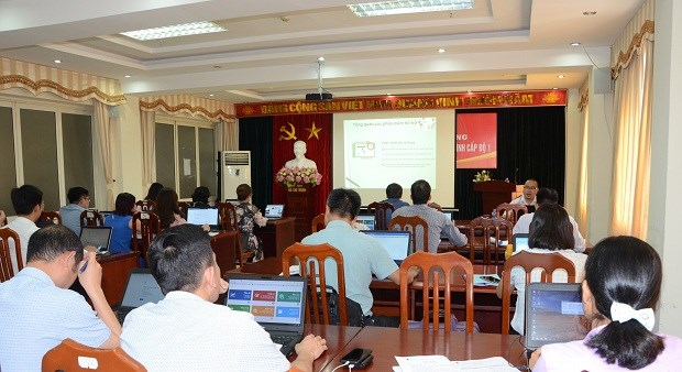 Advanced technology applied in audit activities at SAV hinh anh 1