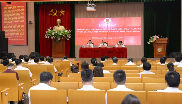 Publication of auditing outcomes helps build healthy State financial relations hinh anh 1