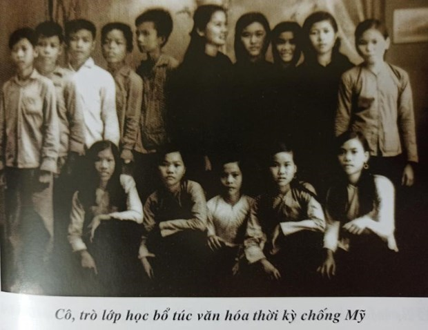 Wartime classes and creative ways to keep education going in the South hinh anh 2