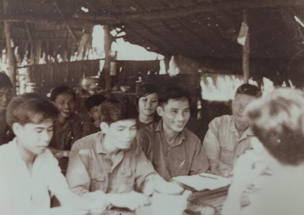 Wartime classes and creative ways to keep education going in the South hinh anh 4