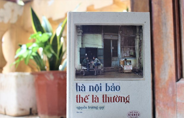 """""""In Hanoi, that's just normal"""" – capital city a mixture of """"earthly and poetic"""" hinh anh 1"""