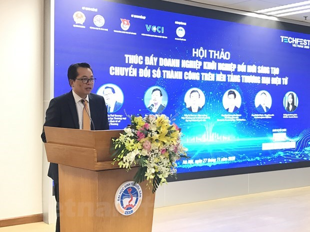 E-commerce key to business development: experts hinh anh 1