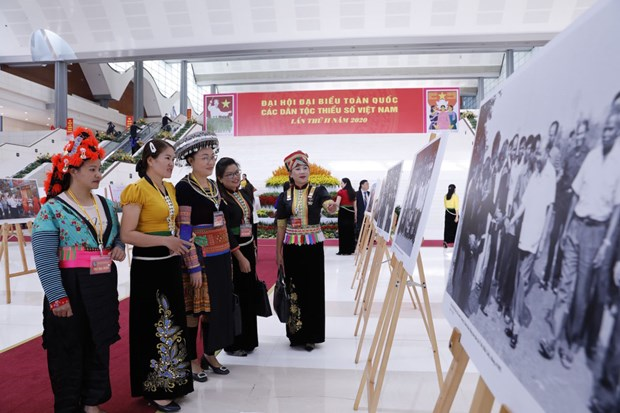 Ethnic minority congress: equality, solidarity for development hinh anh 1
