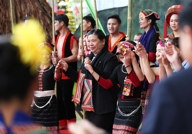 Ethnic minority congress: equality, solidarity for development hinh anh 2