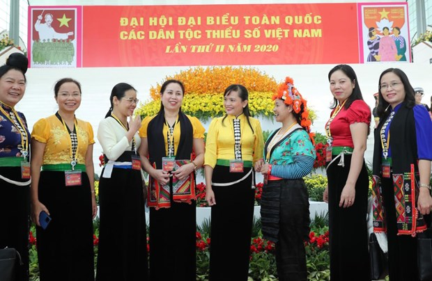 Ethnic minority congress: equality, solidarity for development hinh anh 3