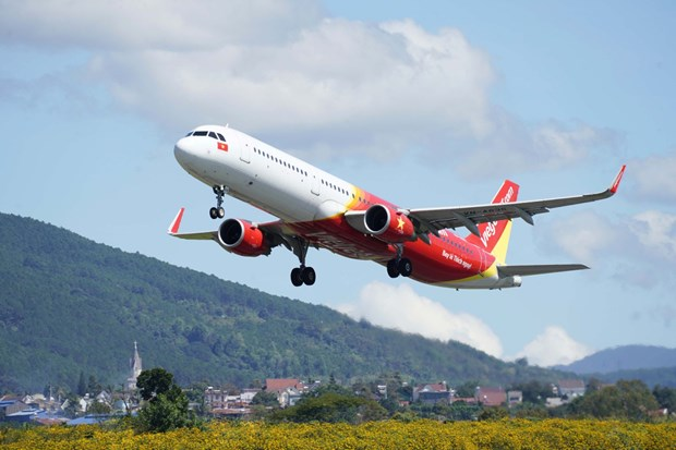 Vietjet offers promotional tickets celebrating April 30 - May 1 hinh anh 1