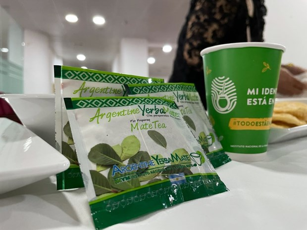Argentina's yerba mate herbal tea now available in Vietnam hinh anh 4