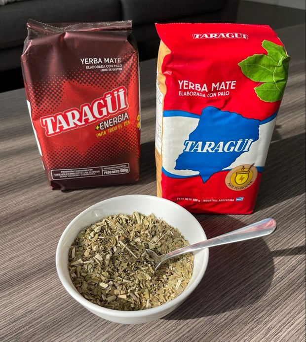 Argentina's yerba mate herbal tea now available in Vietnam hinh anh 1
