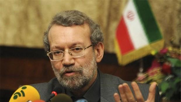 Iranian Parliament Speaker to visit Vietnam hinh anh 1