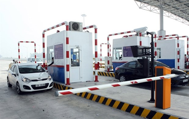 Agency wants cashless toll payments hinh anh 1