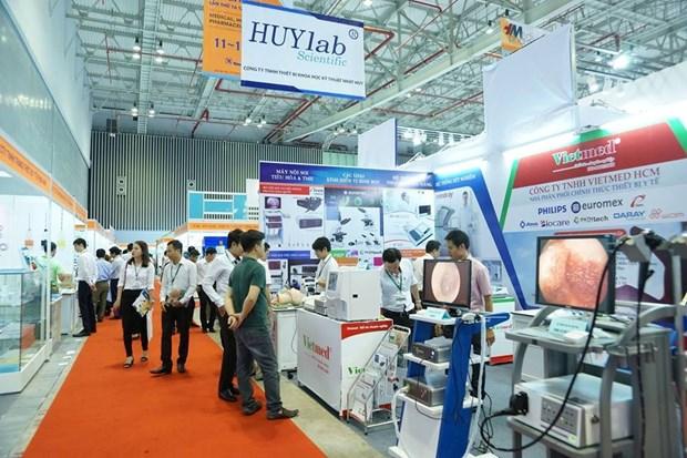 Vietnam Medi Pharm Expo to open next week hinh anh 1