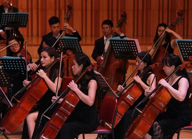 Vietnam Music Academy celebrates 60th birthday hinh anh 1