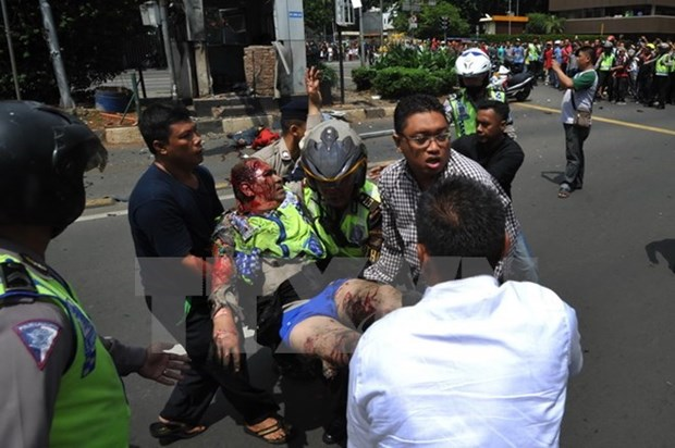 Indonesia: man jailed over Jakarta attack hinh anh 1