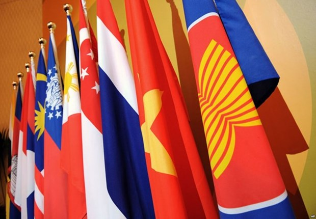ASEAN discusses synergy building to promote CSR hinh anh 1