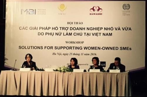 Measures sought to support women-run SMEs hinh anh 1