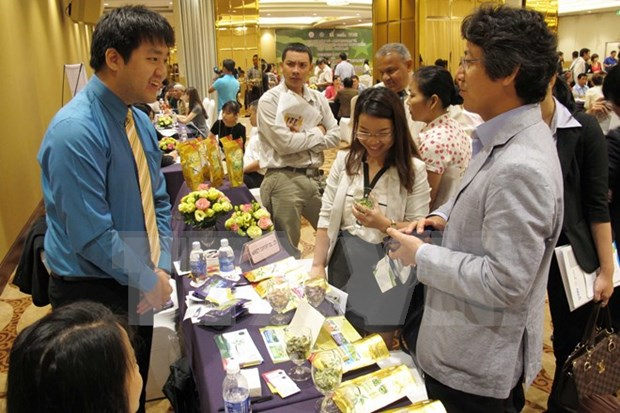 Thai companies look for franchise partners in Vietnam hinh anh 1