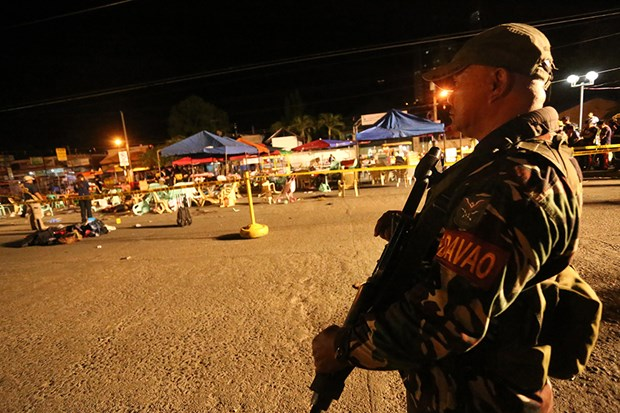 Philippine troops killed 11 IS gunmen hinh anh 1