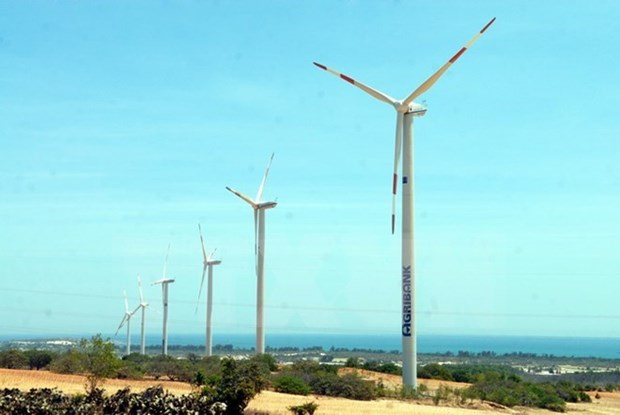 First phase of Phu Lac Wind Power Plant inaugurated hinh anh 1