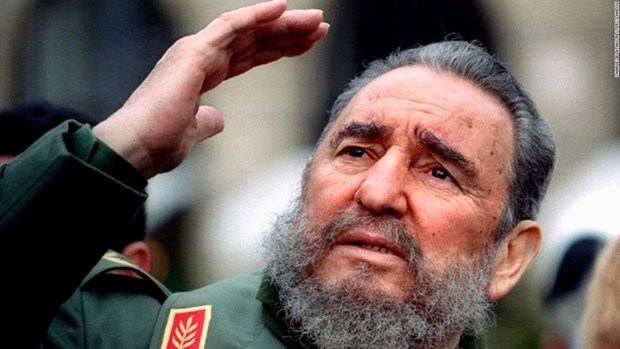 Vietnam to hold a day of national mourning for Fidel Castro hinh anh 1