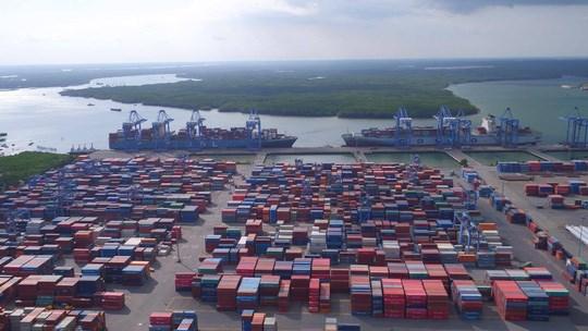Tan Cang – Cai Mep port handles 1 millionth TEU hinh anh 1