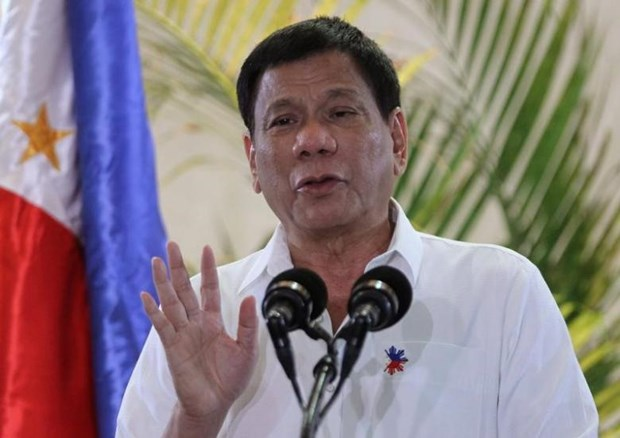 Philippine President urges Abu Sayyaf to stop kidnapping hinh anh 1